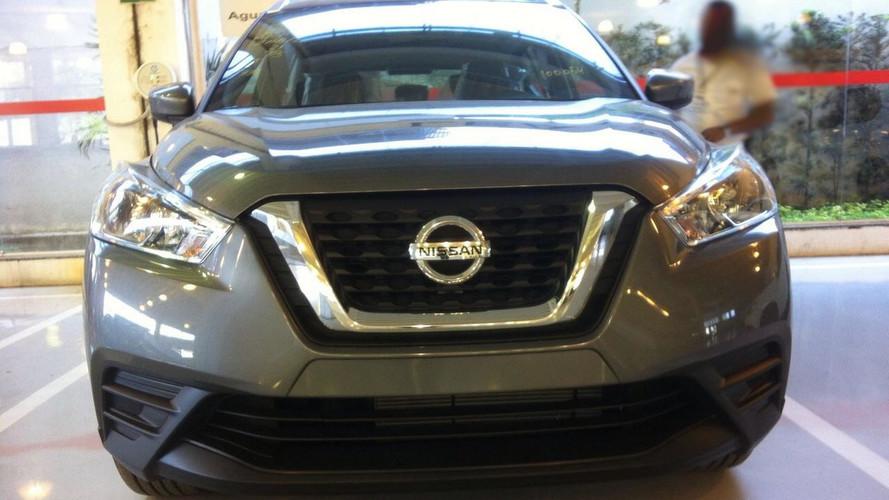 EXCLUSIVO! - Conheça o Nissan Kicks S, de entrada, com calotas