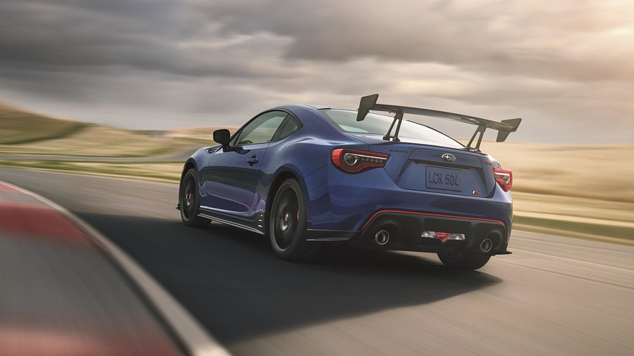 Subaru BRZ tS Proves There's More To Upgrades Than Extra Power