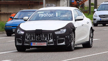 2018 Maserati Ghibli Spy Photos In Germany