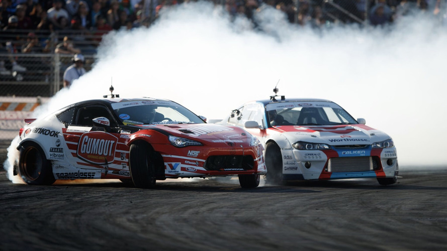 Motorsport Network Join Forces With Formula DRIFT As Media Partner