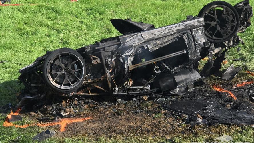 Rimac, Richard Hammond'un kazası ile ilgili ilk kez açıklama yaptı