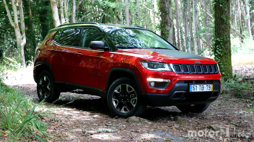 Jeep Compass Trailhawk 2017, prueba express