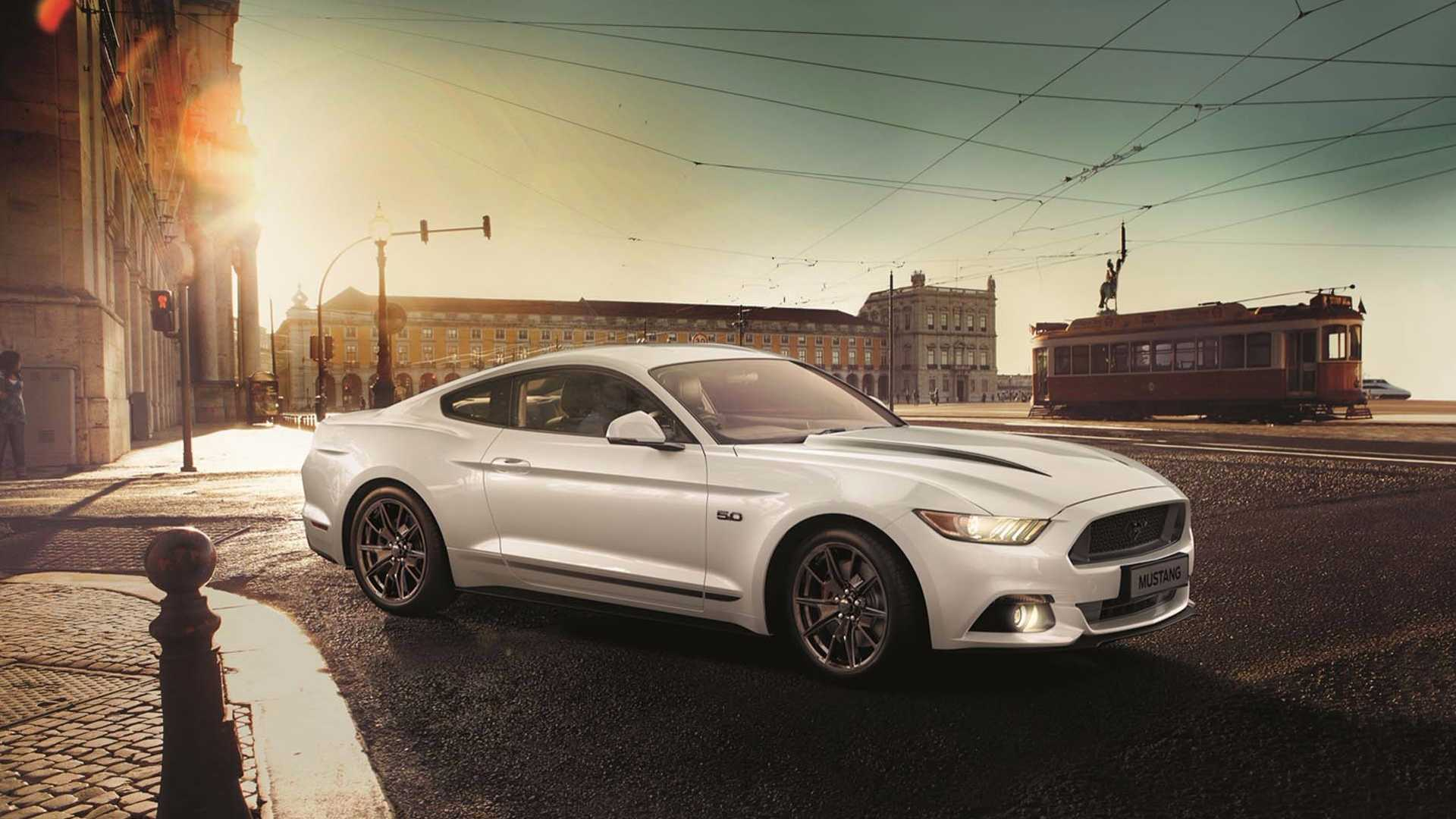 Ford mustang is europes best selling sports car