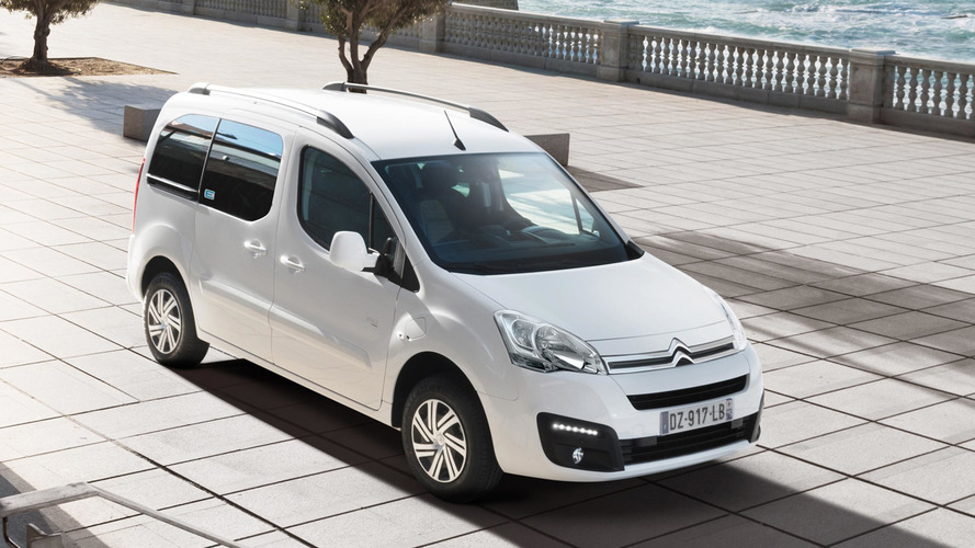 Citroën E-Berlingo Multispace electrifies van segment, 106-mile range