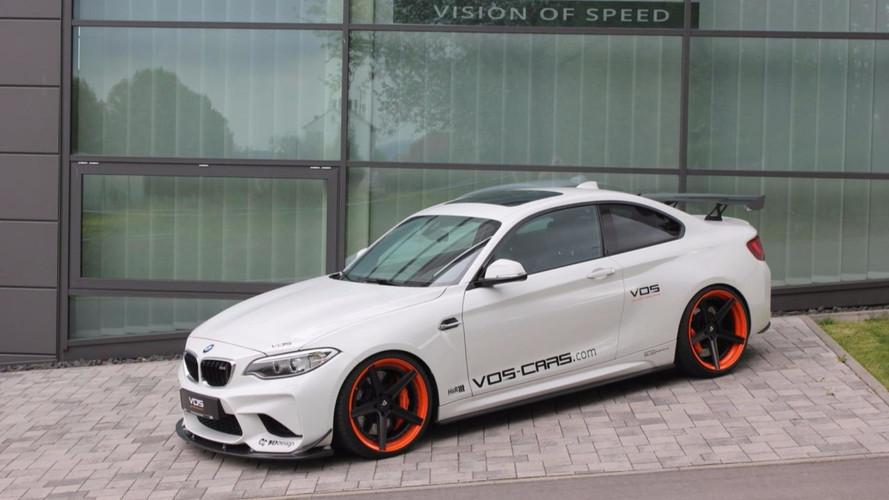 BMW M2 par VOS Performance