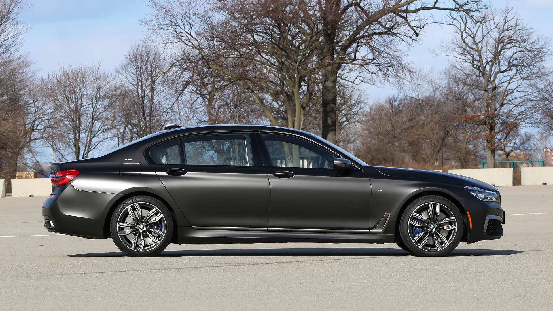 2017 BMW M760i Review The fast and the luxurious