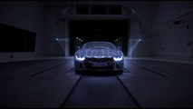 BMW i8 Roadster photos teaser