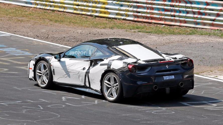 Ferrari 488 successor