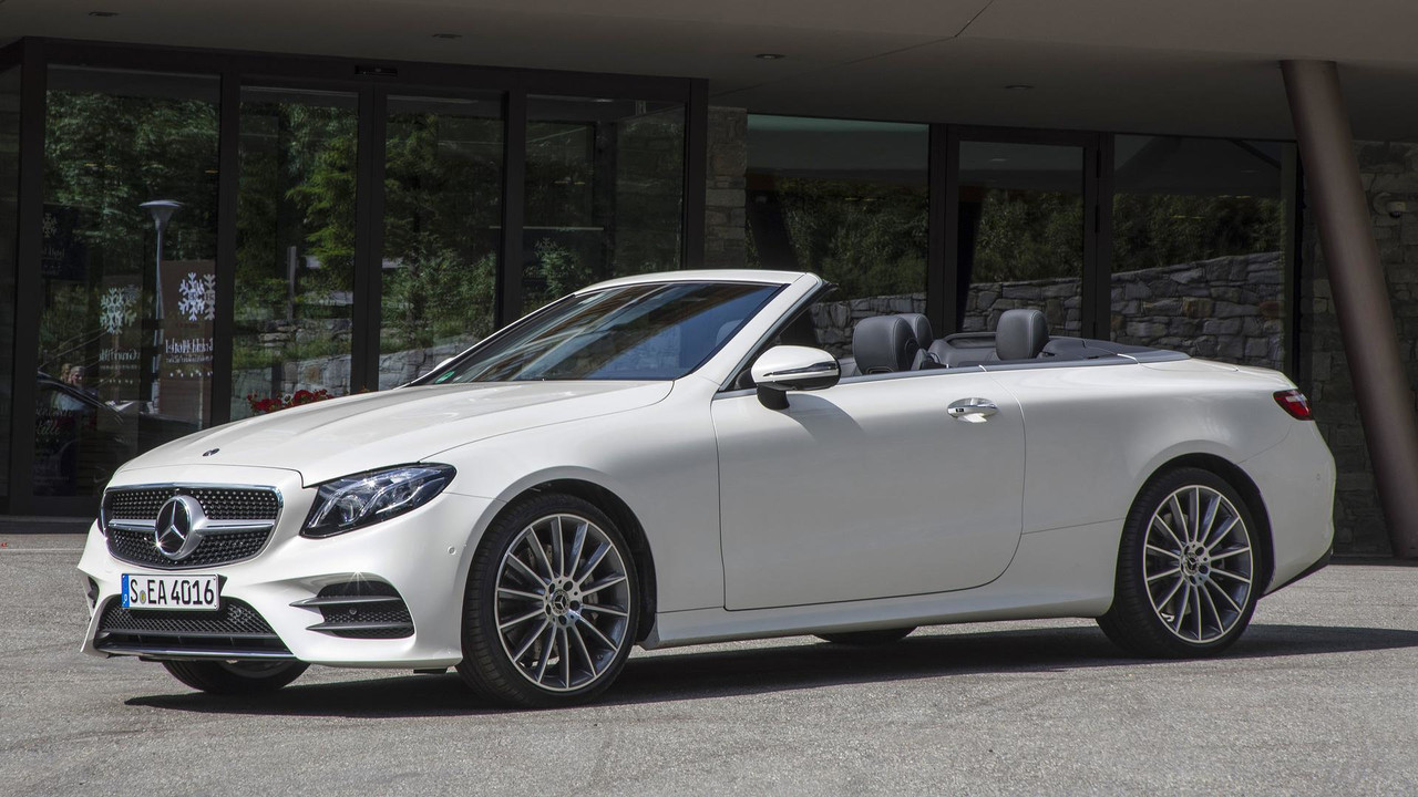 Mercedes E400 Convertible >> Most Expensive 2018 Mercedes Benz E400 Cabriolet Costs 96 395