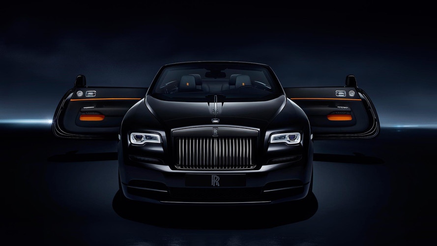 Goodwood előtt debütált a Rolls-Royce Dawn Black Badge Edition
