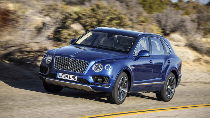 "Bentley Bentayga Speed Planned With ""Big Change"" In Design"