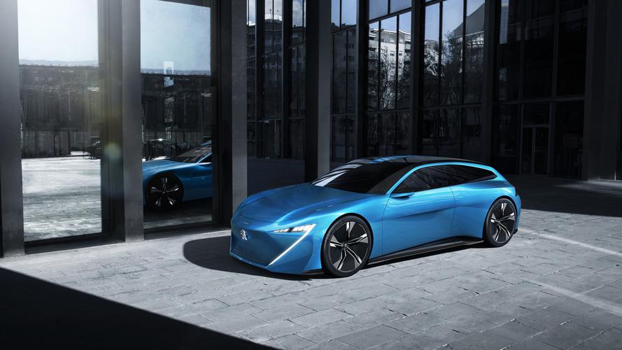 Genève 2017 - Peugeot présente son concept-car Instinct