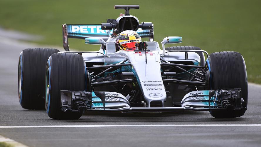 Mercedes presenta el monoplaza favorito para el título de 2017