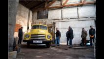 Alter Opel Blitz entdeckt