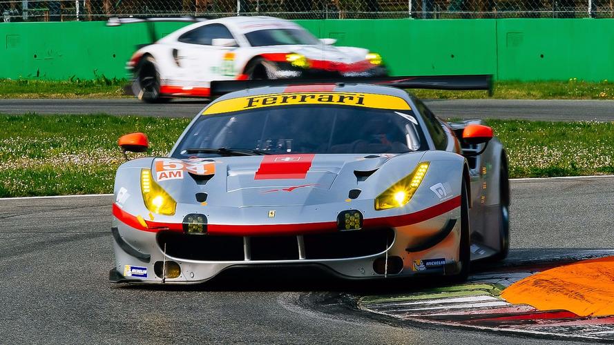 WEC - Monza 2017