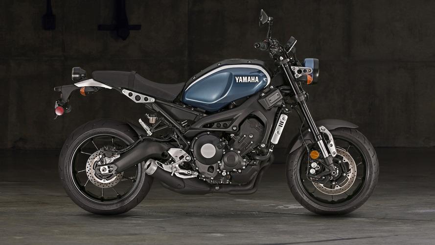 La Yamaha XSR900, ganadora del