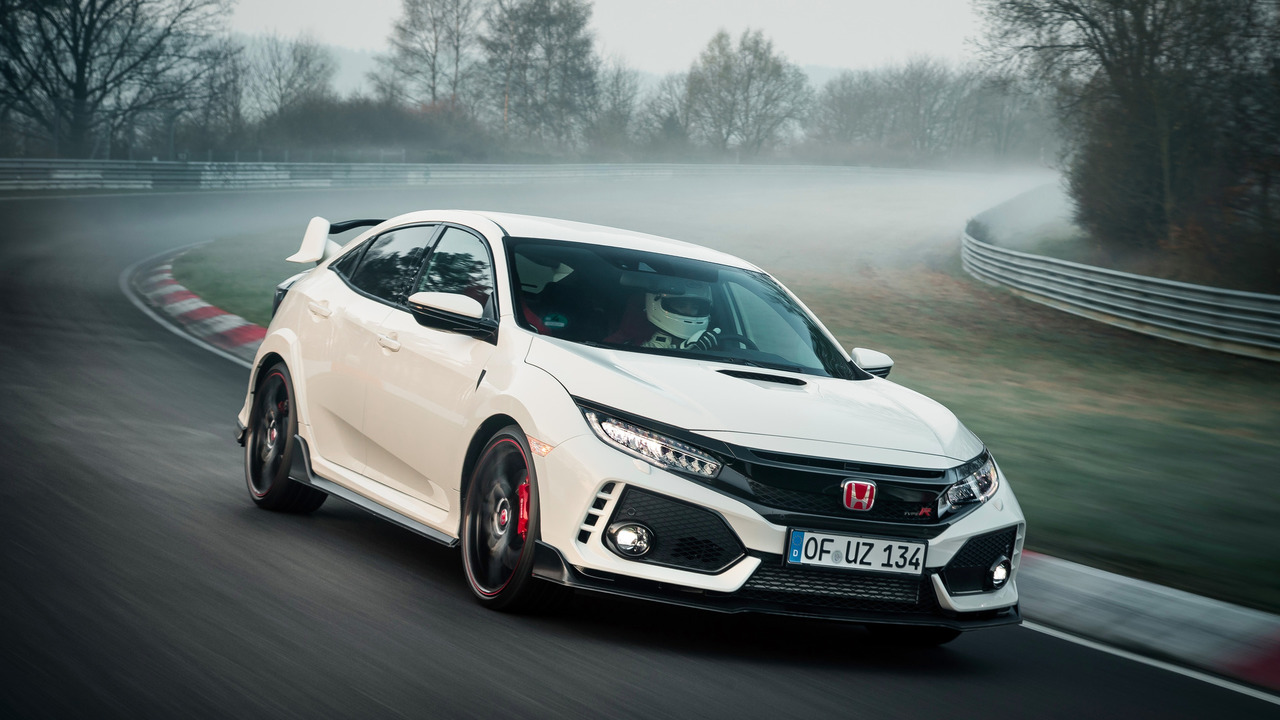 Civic Type R Nurburgring