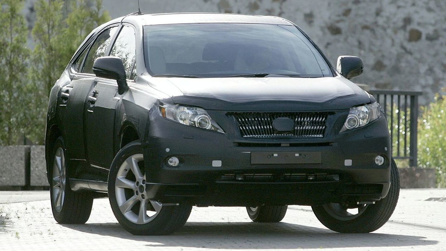 Lexus to Debut 2010 Lexus RX at the Los Angeles Auto Show