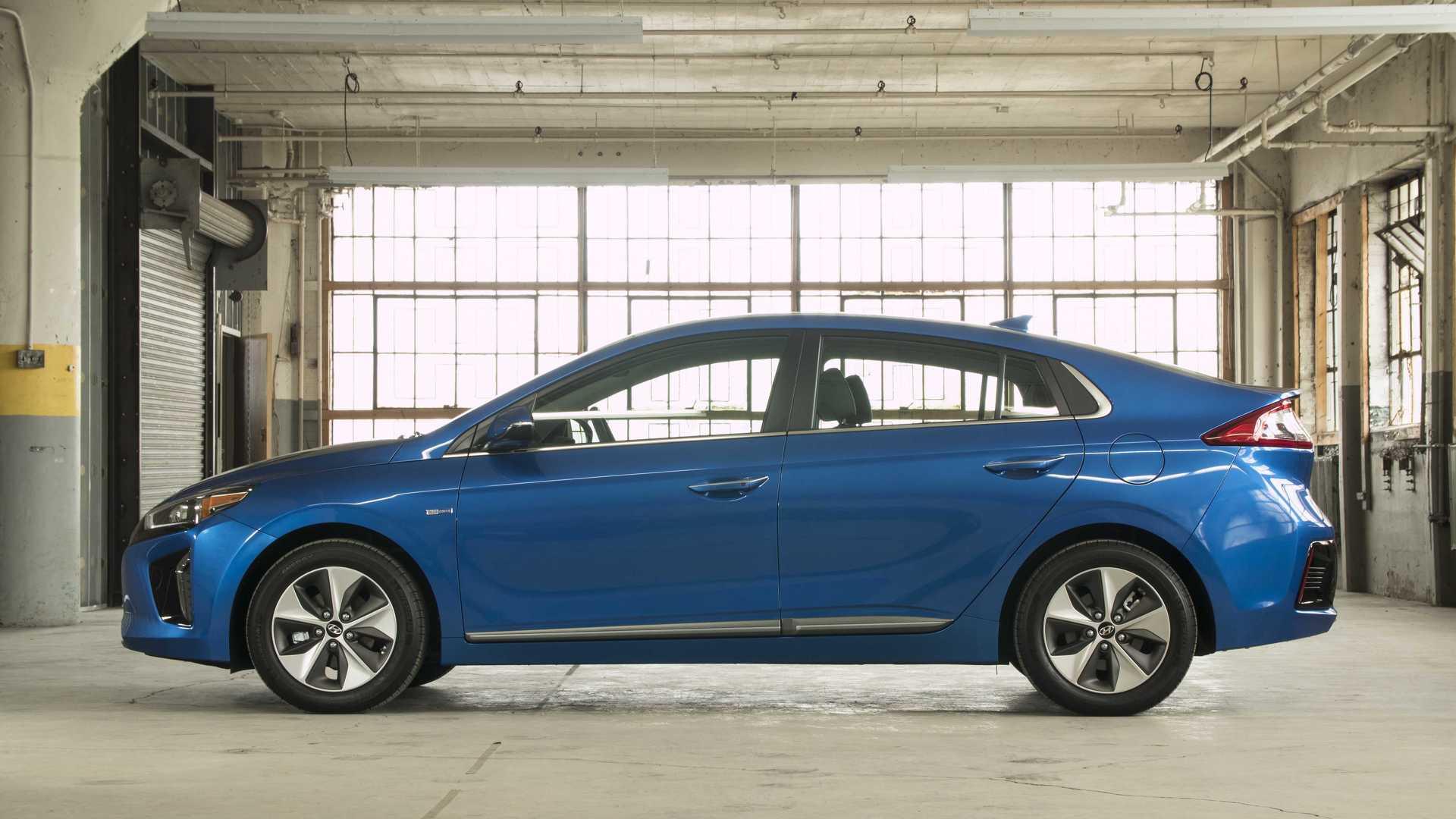 2017 Hyundai Ioniq Electric Why Buy