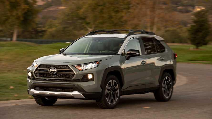 Обнародованы характеристики новой Toyota RAV4 для нашей страны