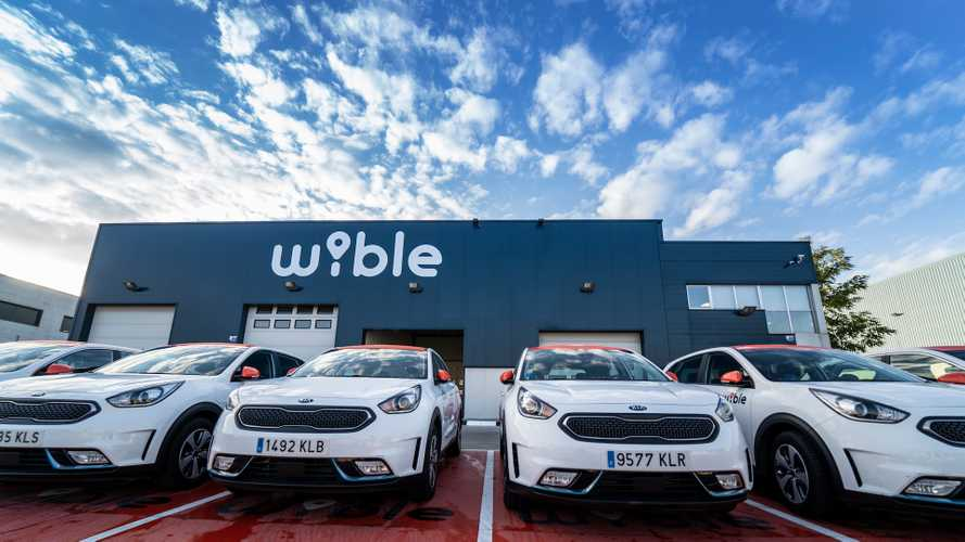WiBLE, car sharing en Madrid