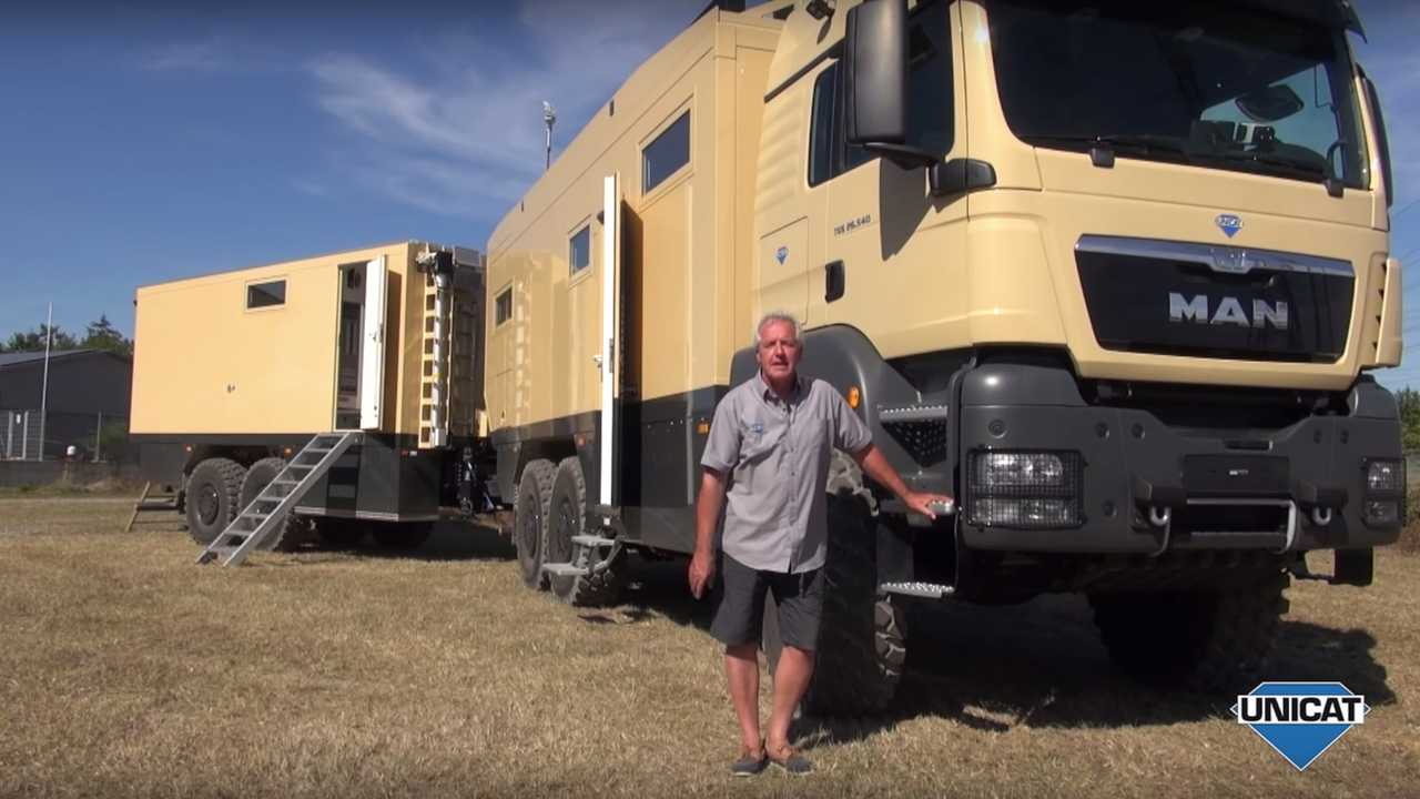 Unicat Ultimate RV