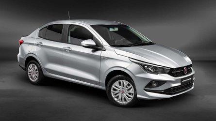 Fiat Cronos Drive 1.8 automático é lançado por R$ 68.790
