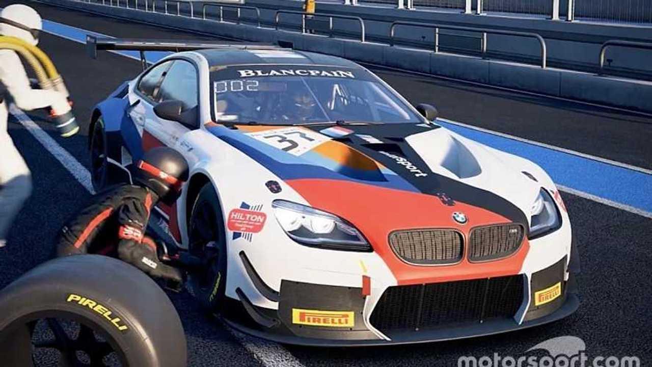 BMW M6 GT3, Assetto Corsa