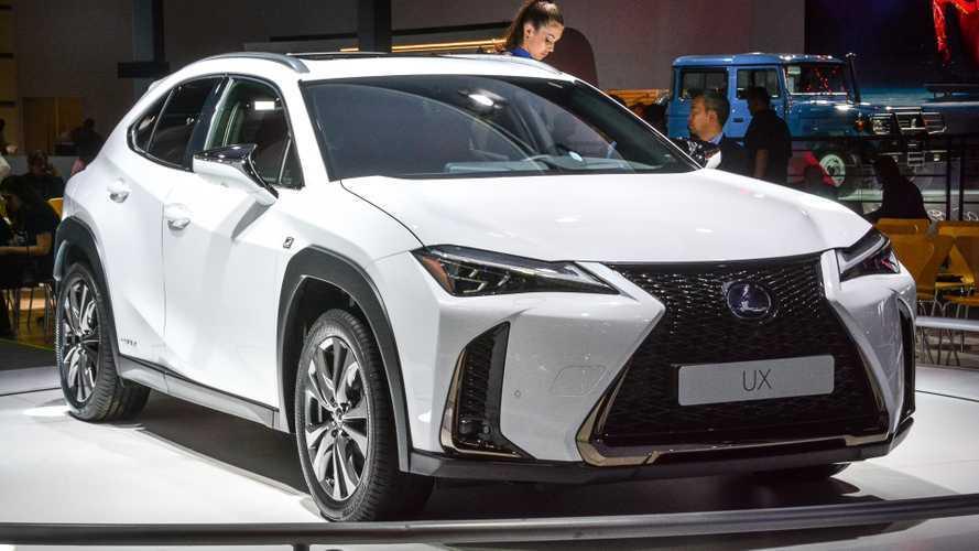 Novo Lexus UX será lançado em abril por iniciais R$ 169.990