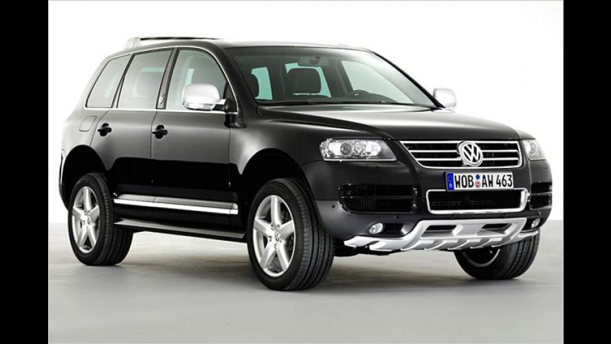 Touareg Kong verstärkt das VW-Modellprogramm