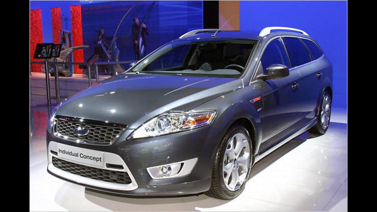 Ford Mondeo Turnier Individual Concept