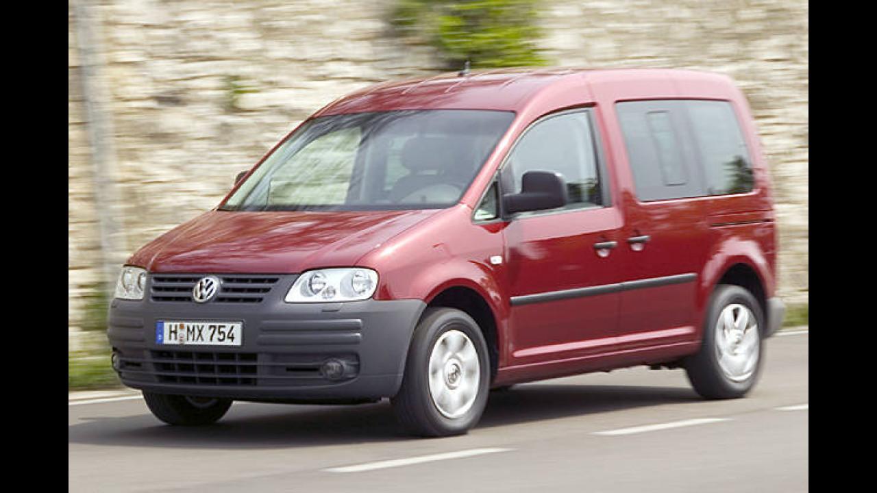 VW Caddy Life EcoFuel (Erdgas)
