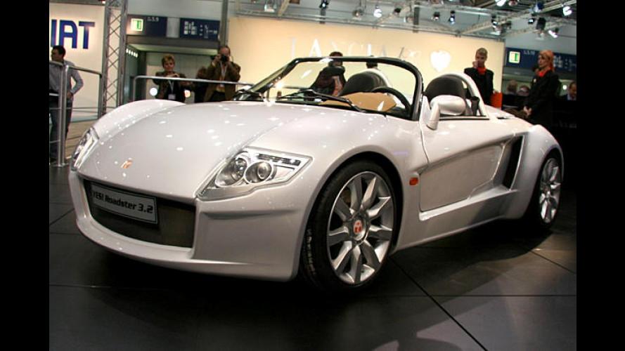Sachsen-Express: Neuer Yes! Roadster steht auf der AMI