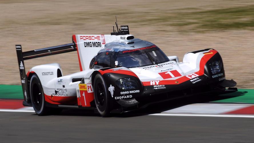 Porsche 919 hybrid WEC