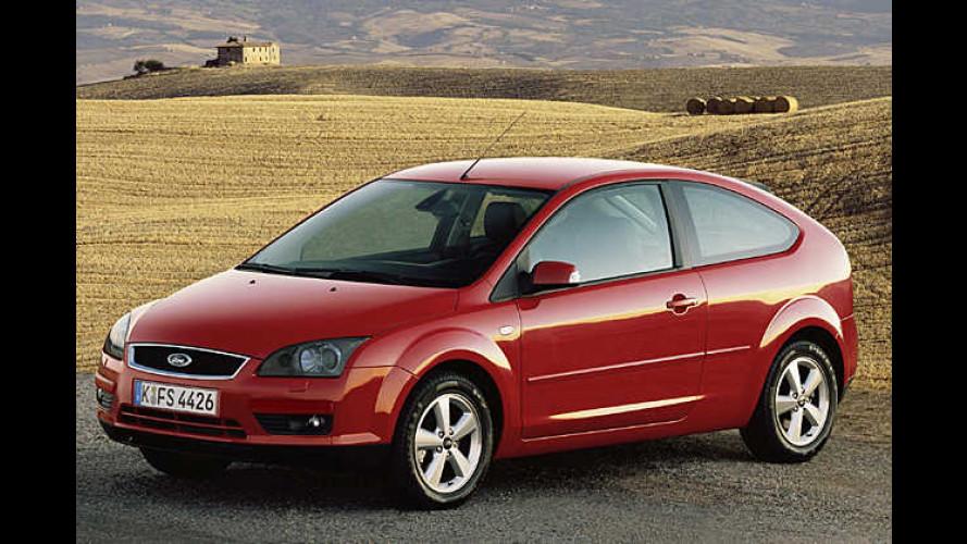 Ford: Focus-Modelle sollen 2007 attraktiver werden