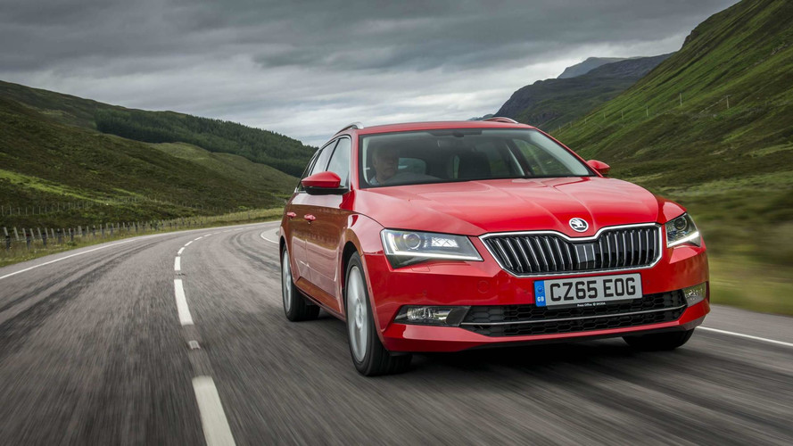 2017 Skoda Superb Estate Review: Brilliant Machine