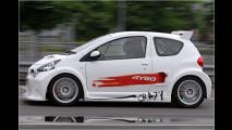 Verrückter Toyota Aygo