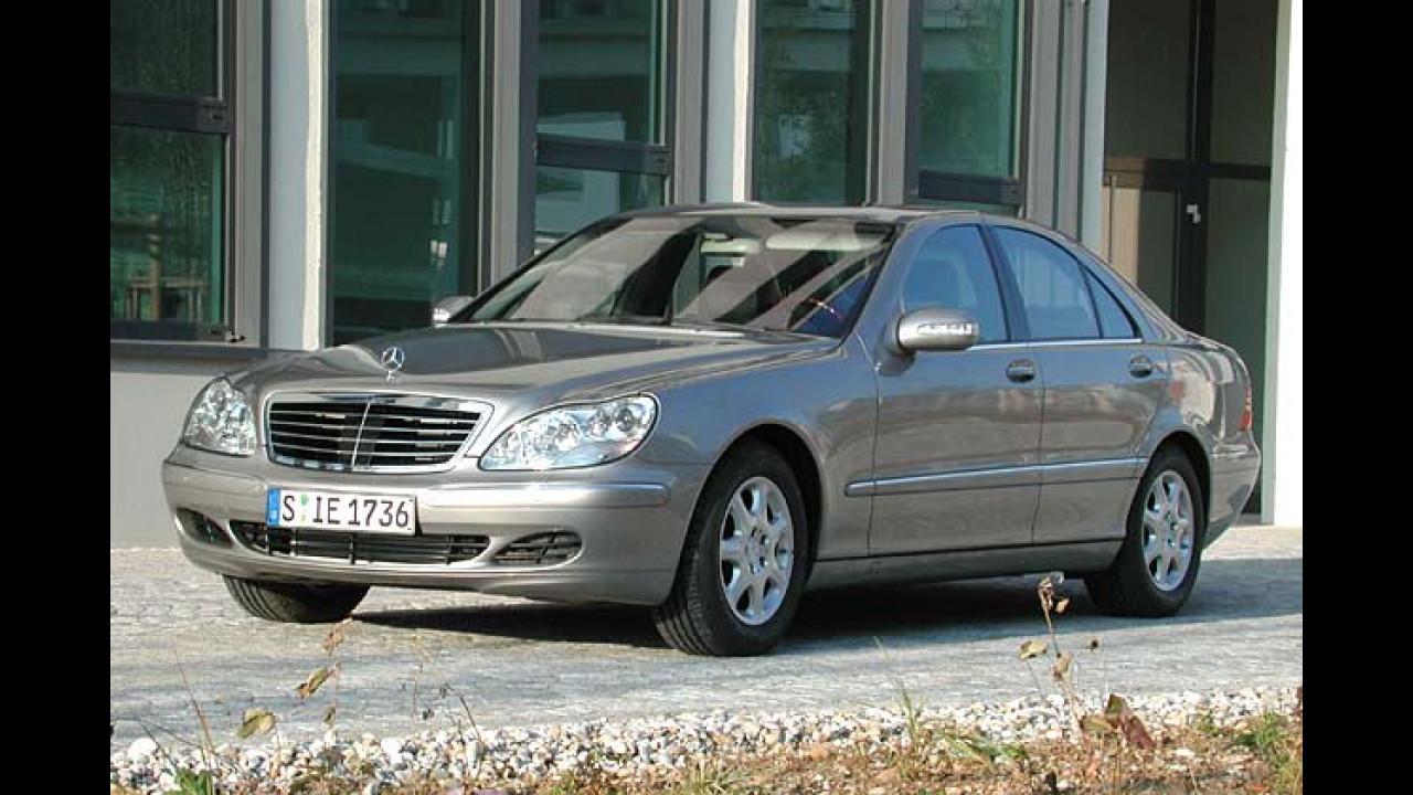 Schnell einen Mercedes bestellen