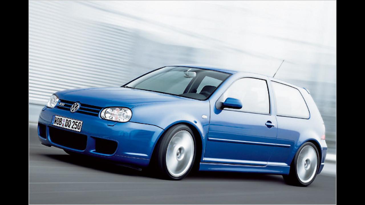 VW Golf IV R32, Baujahr: 2003