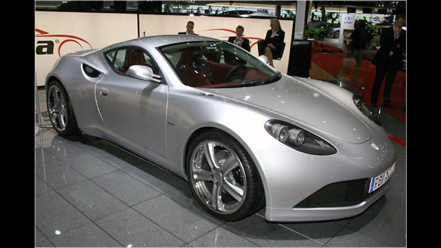 Paragon stellt in Genf den Sportwagen Artega GT vor
