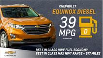2018 Chevy Equinox Diesel Economy