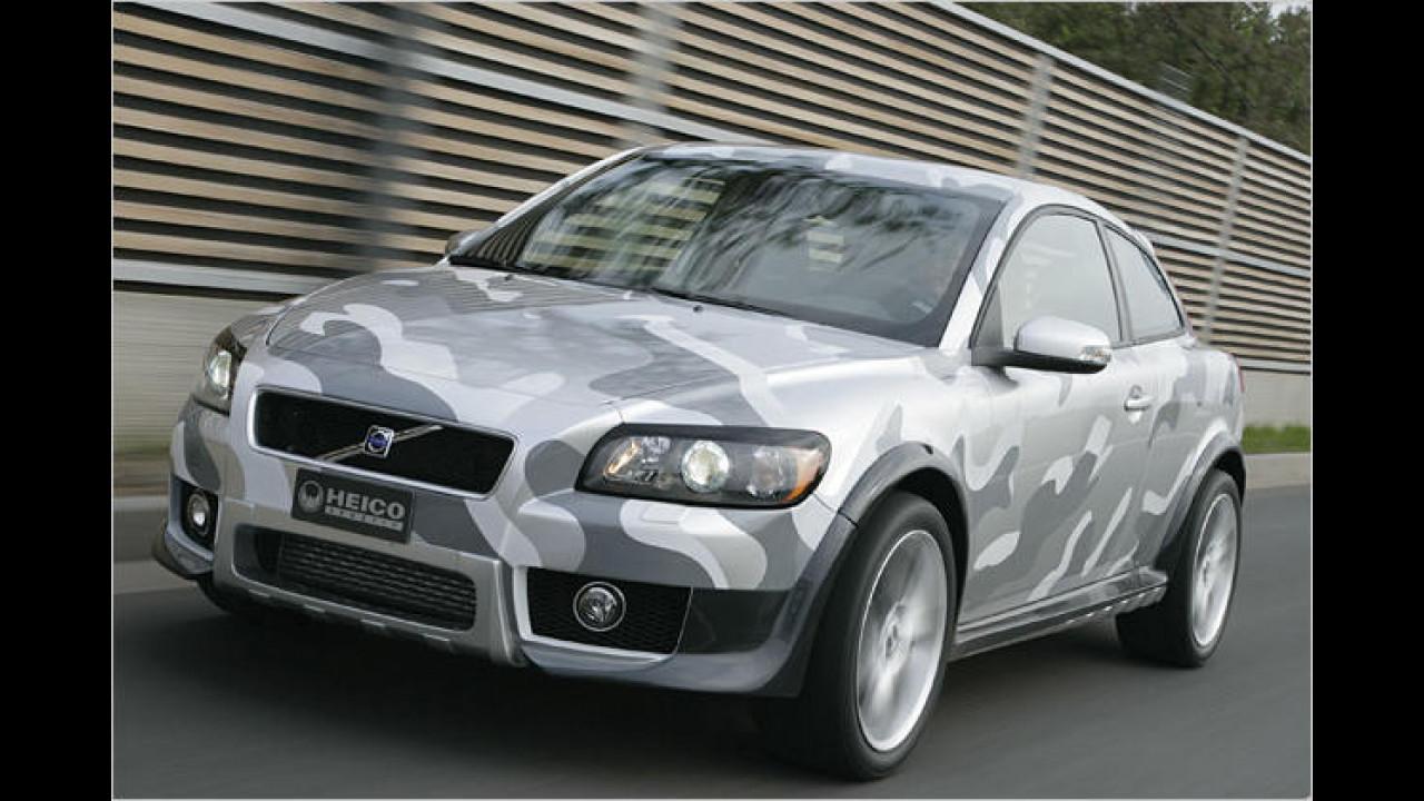 Camouflage-Volvo