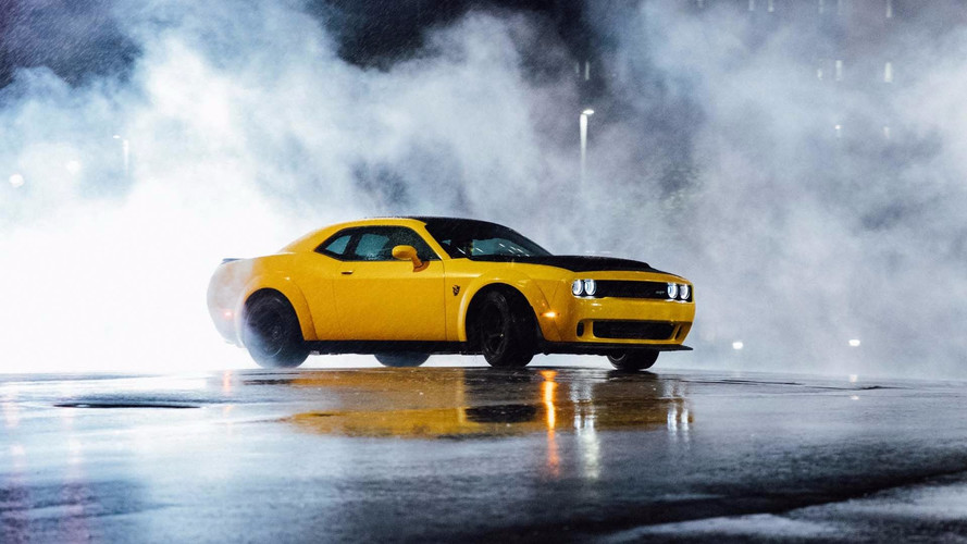 Dodge Challenger SRT Demon Pennzoil Video
