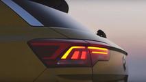 Volkswagen T-Roc teased