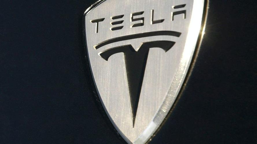 Tesla stock price down 15 percent