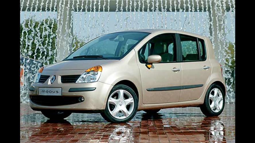 Renault: Start im abgesicherten Modus ab Herbst 2004