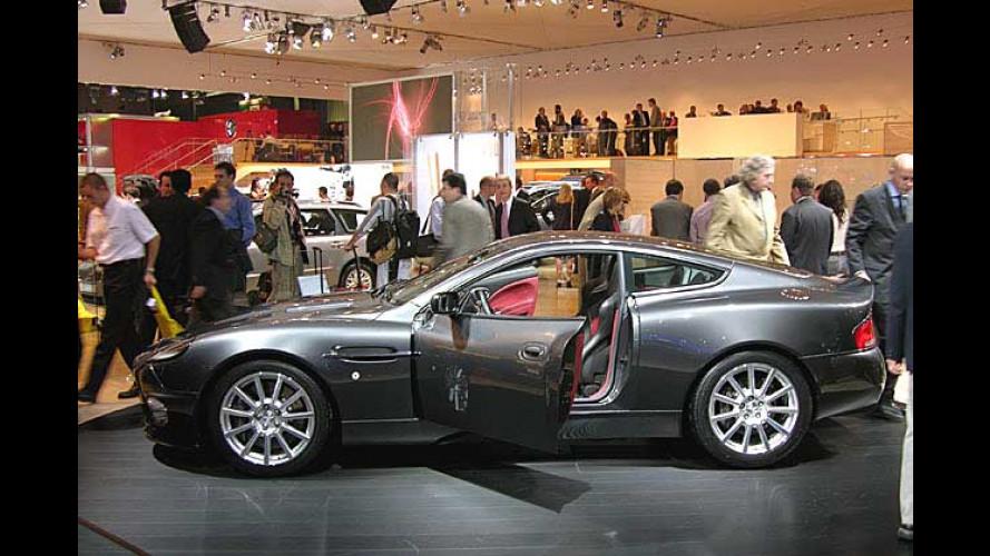 Vanquish S V12: Der schnellste Aston Martin aller Zeiten