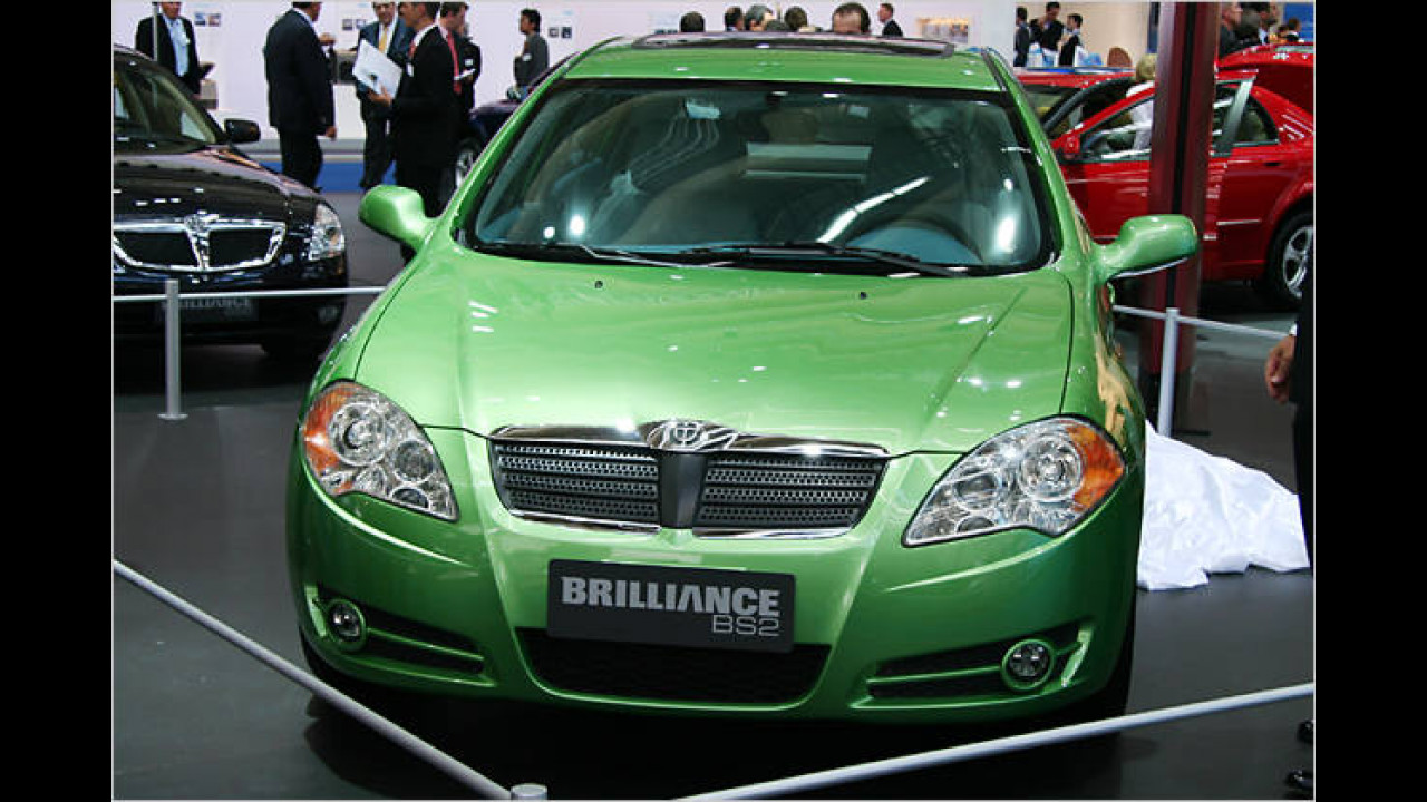 Brilliance BS2