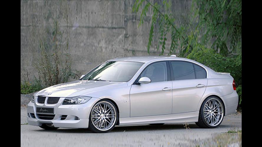 Breyton: Veredelter 3er-BMW mit 20-Zoll-Felgen