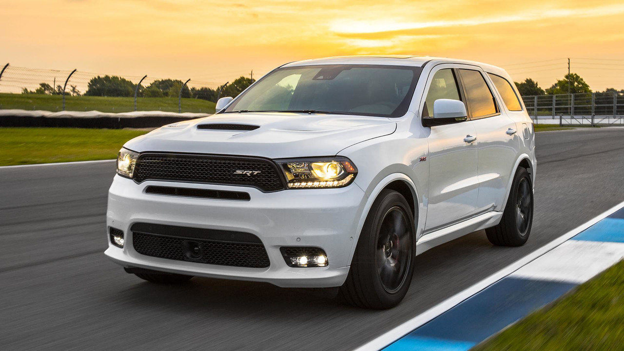 2018 Jeep Grand Cherokee Srt >> 2018 Dodge Durango SRT First Drive: Race On Sunday, Haul ...